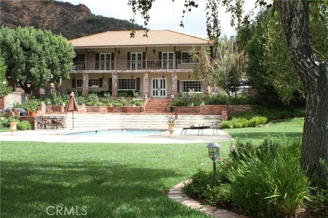 独户住宅 为 销售 在 29661 Mulholland Highway 阿古拉, 加利福尼亚州 91301 美国