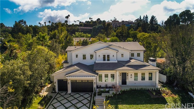 4143 Hayvenhurst Drive Encino, CA 91436 - MLS #: SR18002369