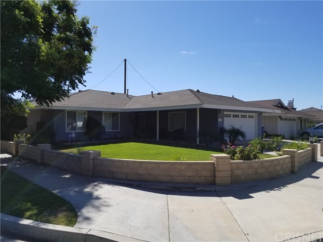 19500 Chadway Street, Canyon Country CA 91351