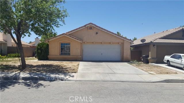 1640 Silvia Avenue Lancaster, CA 93535 - MLS #: SR17185863