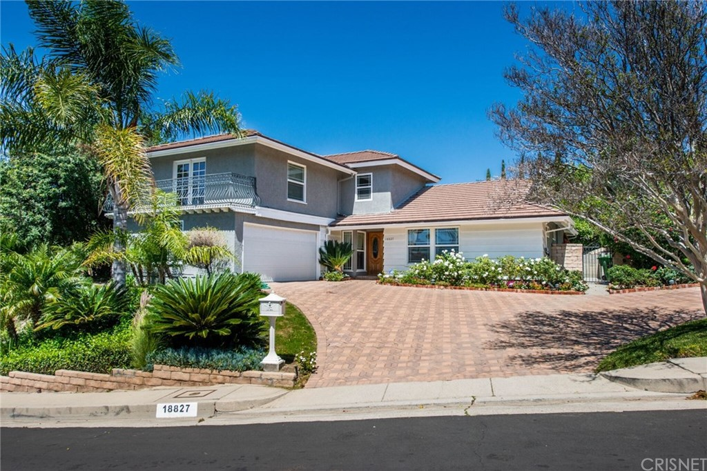 Property for sale at 18827 Clearbrook Street, PORTER RANCH,  CA 91326