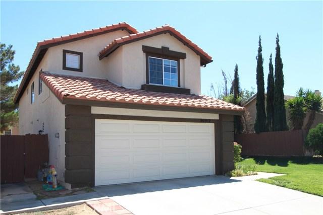 36912 Justin Court Palmdale, CA 93550 - MLS #: SR18209543