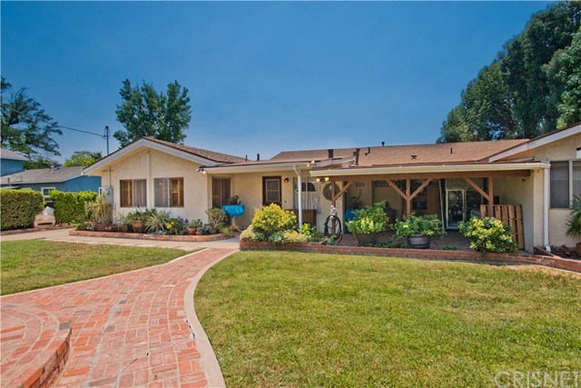 16343 Community Street North Hills, CA 91343 - MLS #: SR17152531