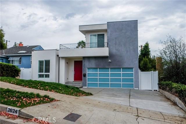2624 Cardiff Avenue, Los Angeles (City), CA 90034