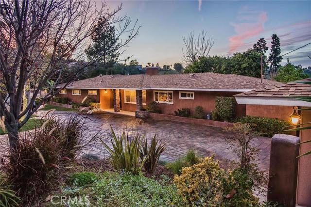 4301 Coronet Drive, Encino, California 91316- Oren Mordkowitz