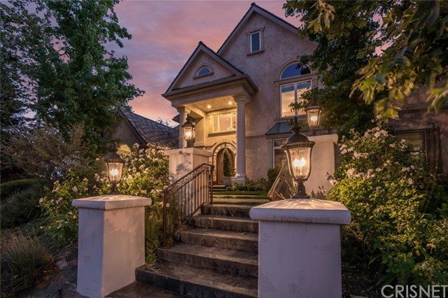 Single Family Home for Sale at 104 Stagecoach Road Bell Canyon, California 91307 United States