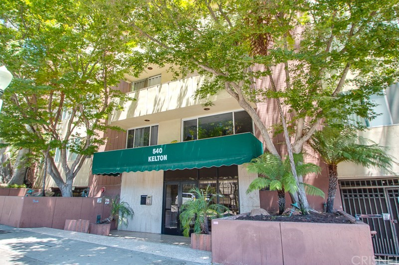 Property for sale at 540 Kelton Avenue #201, Los Angeles,  CA 90024