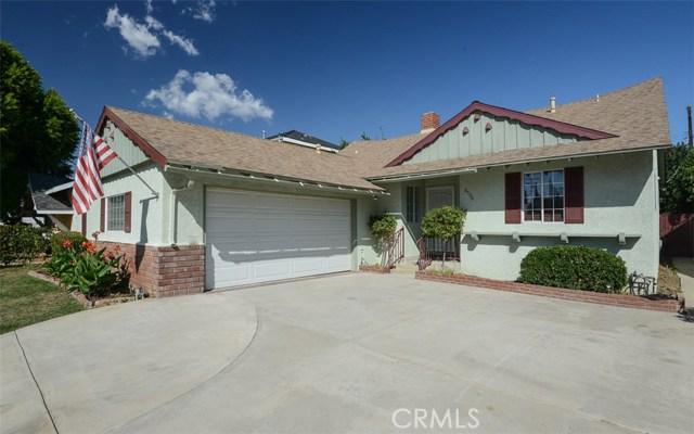 8526 Etiwanda Avenue, Northridge CA 91325