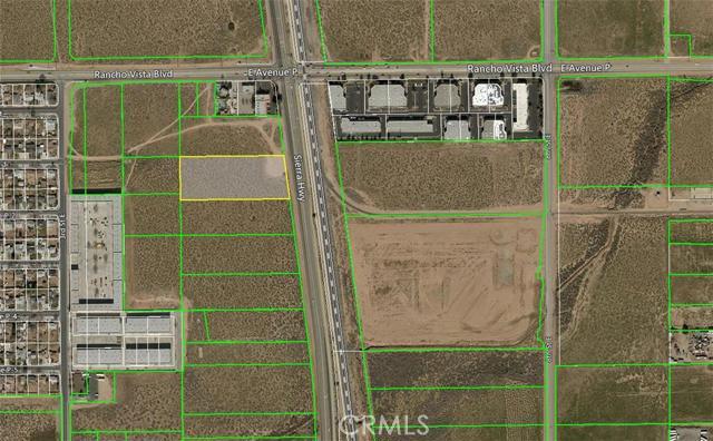 0 Vac/Sierra/Vic P2 Highway, Palmdale, CA 93550