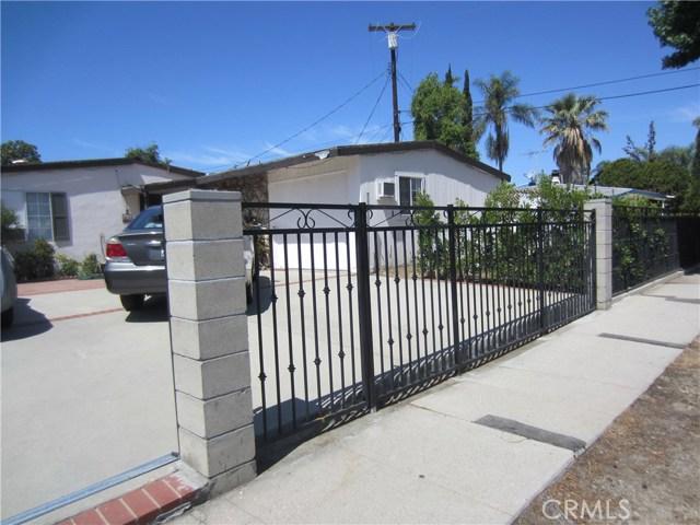 Single Family Home for Sale at 8405 Bardwell Avenue E Panorama City, California 91402 United States