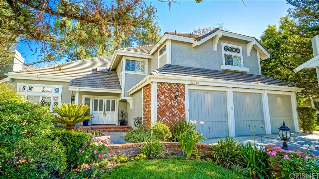 24218 WEMBLEY Court, Valencia, CA 91355