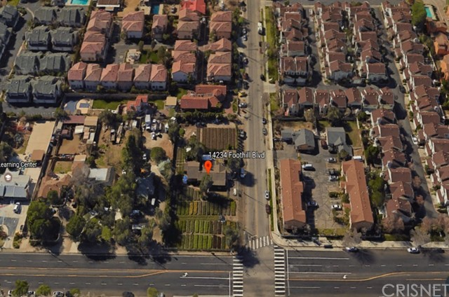 Single Family Home for Sale at 14234 Foothill Boulevard Sylmar, 91342 United States