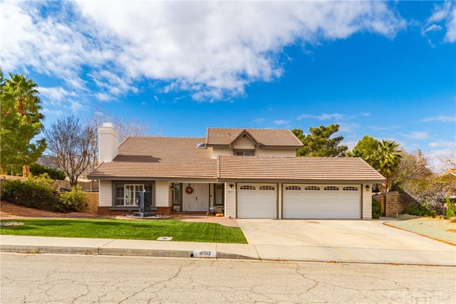 Detail Gallery Image 1 of 42 For 41513 Jacaranda St, Palmdale,  CA 93551 - 5 Beds | 3 Baths