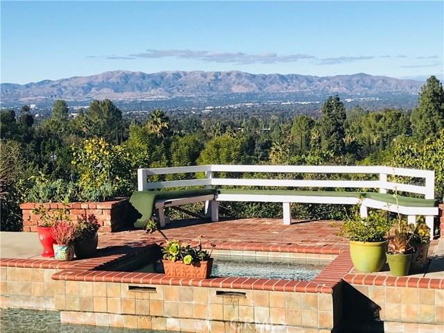 17207 Quesan Place Encino, CA 91316 - MLS #: SR18266763