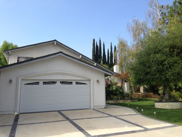 Single Family Home for Rent at 5859 Dovetail Drive Agoura Hills, California 91301 United States