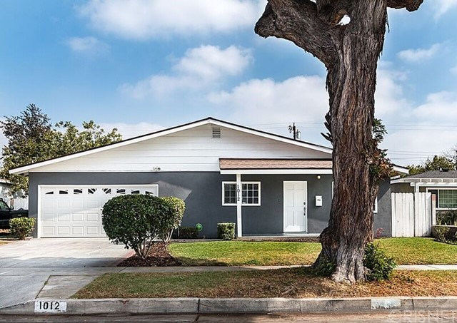 1012 S Paula Drive Fullerton, CA 92833 is listed for sale as MLS Listing SR16725153