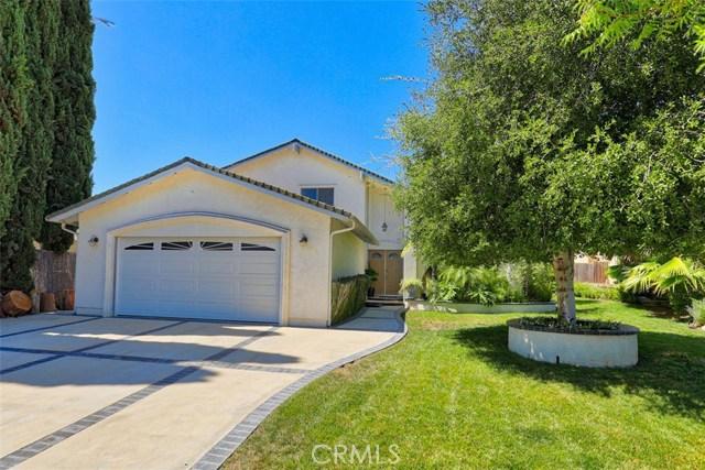 5859 Dovetail Drive, Agoura Hills CA 91301