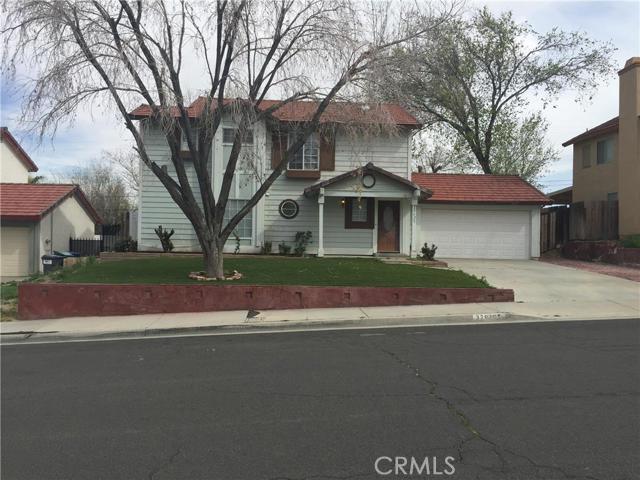 37620 Kimberly Lane Palmdale CA  93550