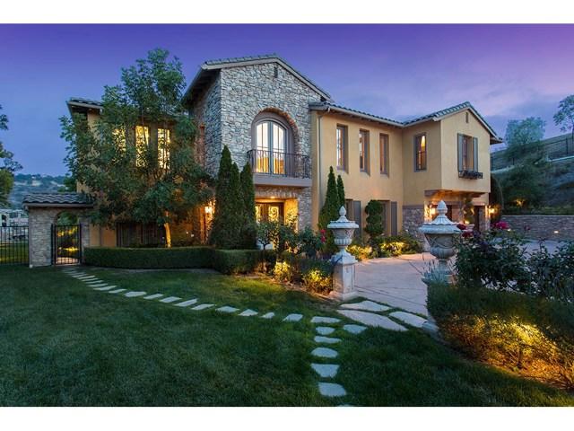 Single Family Home for Rent at 5182 Garrett Court Calabasas, California 91302 United States