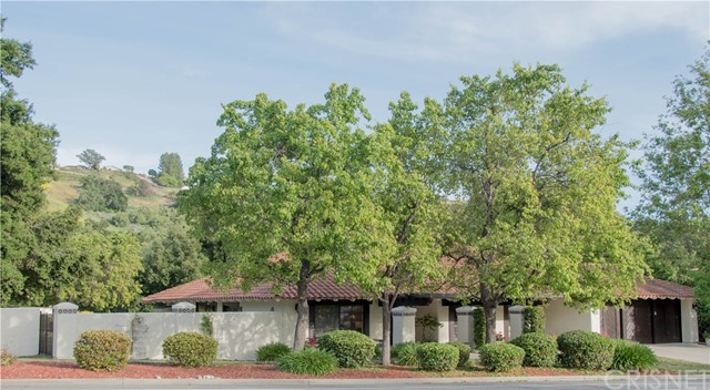 Single Family Home for Sale at 4128 Valley Spring Drive 4128 Valley Spring Drive Westlake Village, California 91362 United States