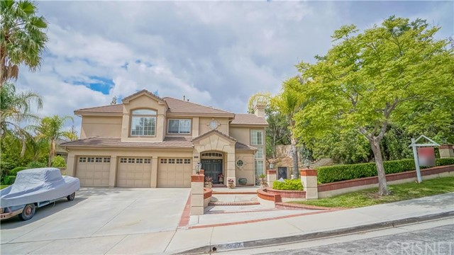 Property for sale at 23227 Cuestport Drive, Valencia,  CA 91354