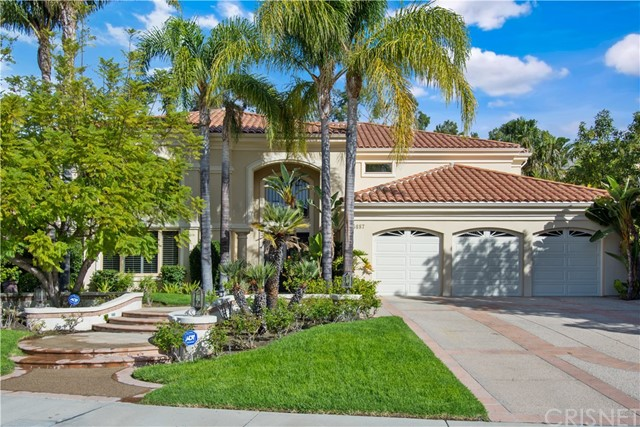 Single Family Home for Sale at 25887 Chalmers Place 25887 Chalmers Place Calabasas, California 91302 United States