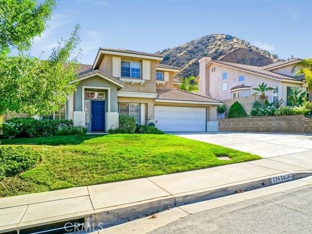 Casa Unifamiliar por un Venta en 28630 OAK VALLEY Road Castaic, California 91384 Estados Unidos