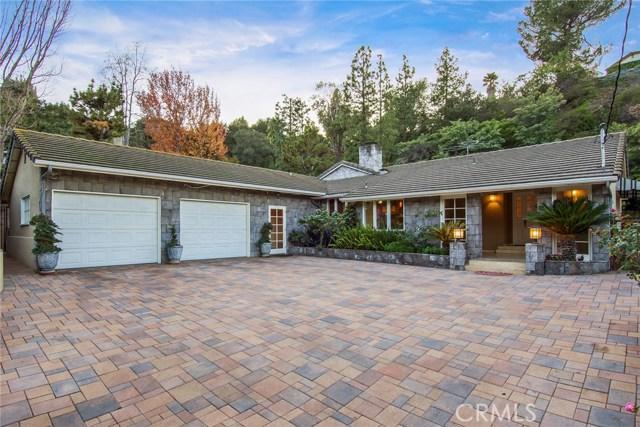 16634 Calneva Drive, Encino CA 91436