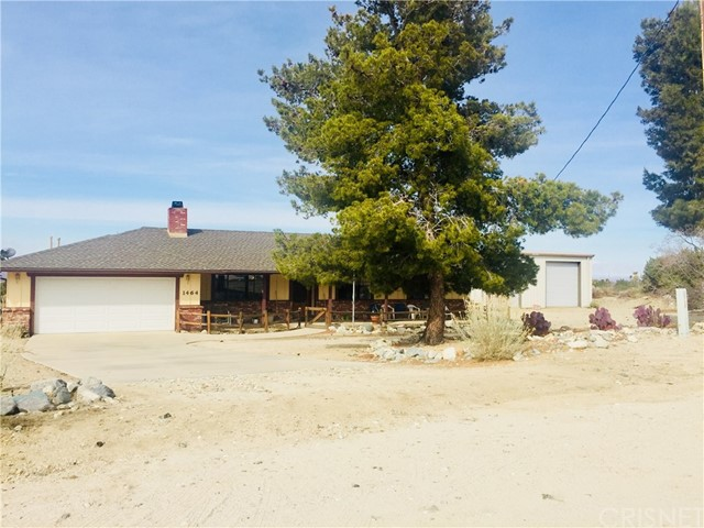 1464 Smoke Tree Road Pinon Hills, CA 92372 - MLS #: SR18059829