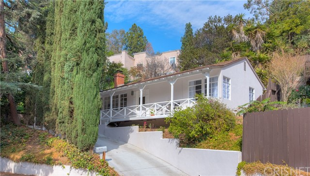 6345 DEEP DELL Place - Hollywood Hills East, California