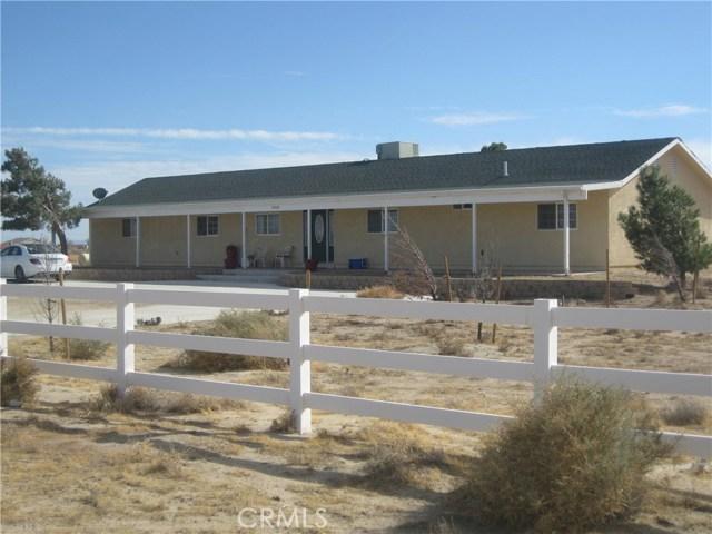Single Family Home for Sale at 5506 George Avenue 5506 George Avenue Rosamond, California 93560 United States