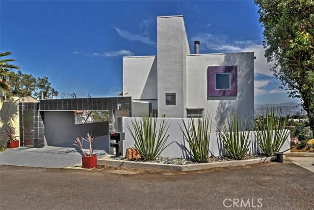6911 Viso Drive, Hollywood Hills, CA 90068