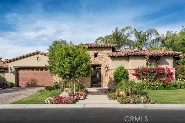 76210 Via Uzzano Indian Wells, CA 92210 - MLS #: SR17240539