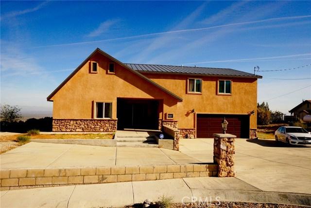 Single Family Home for Sale at 16389 Avenue Y12 E Llano, California 93544 United States