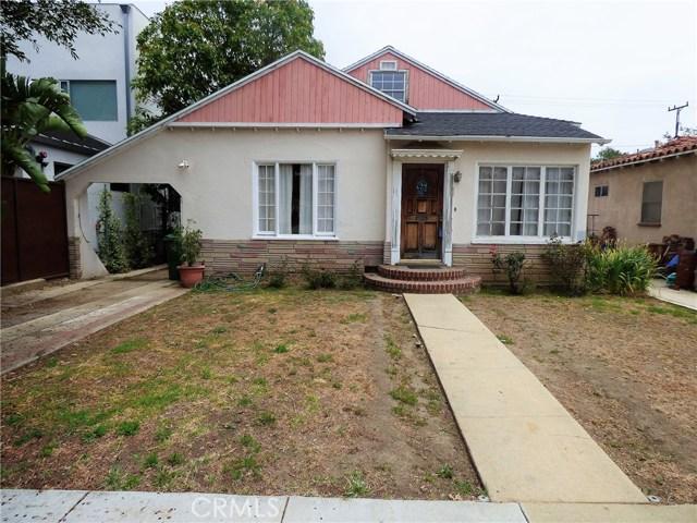 4184 Mildred Avenue  Culver City CA 90066