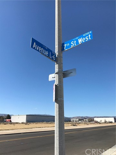 0 Vac/Ave L6/7th Stw Lancaster, CA 93534 - MLS #: SR18041824
