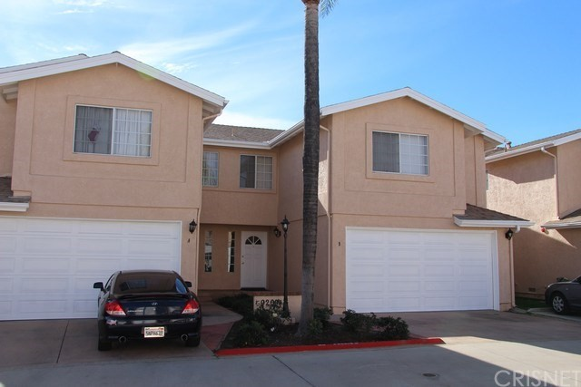 Townhouse for Sale at 9209 Cedros Avenue Panorama City, California 91402 United States