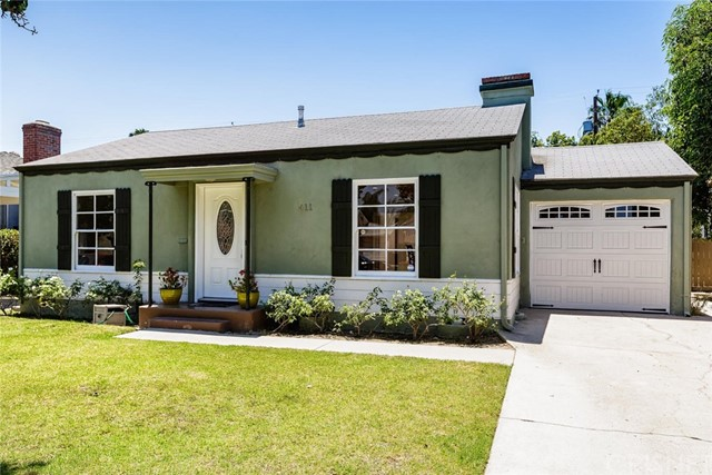 Single Family Home for Rent at 411 Orchard Drive S Burbank, California 91506 United States