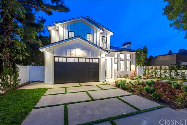 Single Family Home for Sale at 4150 Ventura Canyon Avenue 4150 Ventura Canyon Avenue Sherman Oaks, California 91423 United States