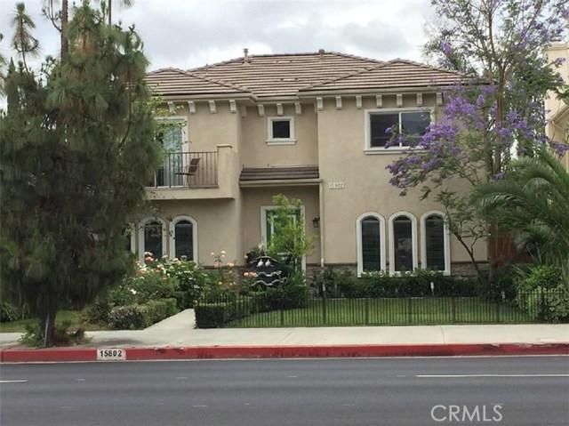 15802 San Fernando Mission Boulevard Granada Hills, CA 91344 - MLS #: SR17125598