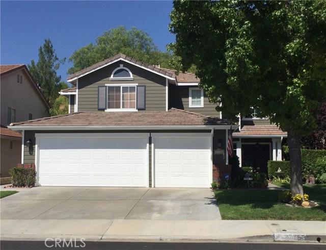27753 Ron Ridge Drive, Saugus CA 91350