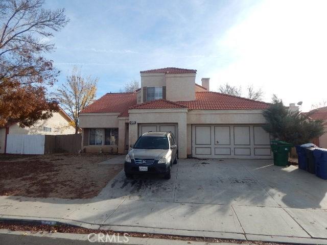 4256 Trenton Avenue Palmdale, CA 93552 - MLS #: SR18030433