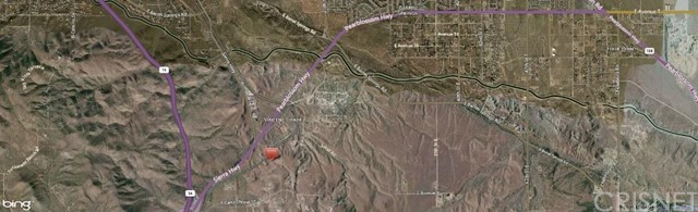 0 Sierra Hwy/North of E Carson Mesa Rd.Vincent, Palmdale, CA 93550