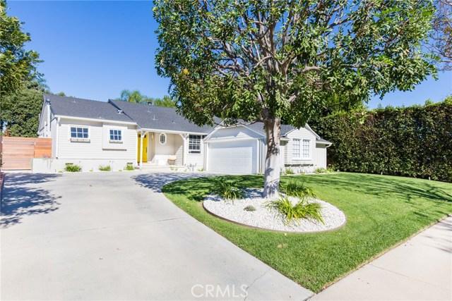 Single Family Home for Sale at 12515 Milbank Street 12515 Milbank Street Studio City, California 91604 United States