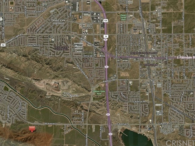 20 Street West & Ave. S Palmdale, CA 93551 - MLS #: SR17085910
