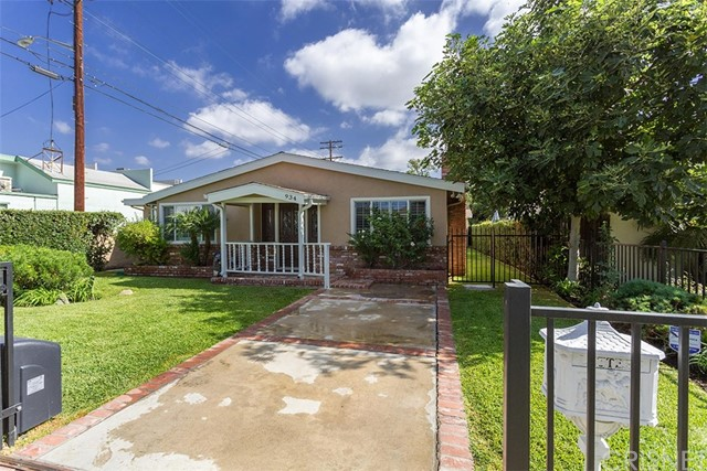 Single Family Home for Sale at 934 N Orchard Drive Burbank, California 91506 United States