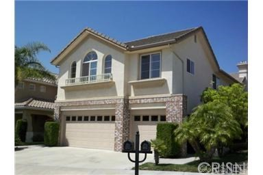 Single Family Home for Rent at 19807 Mariposa Pines Way Northridge, California 91326 United States