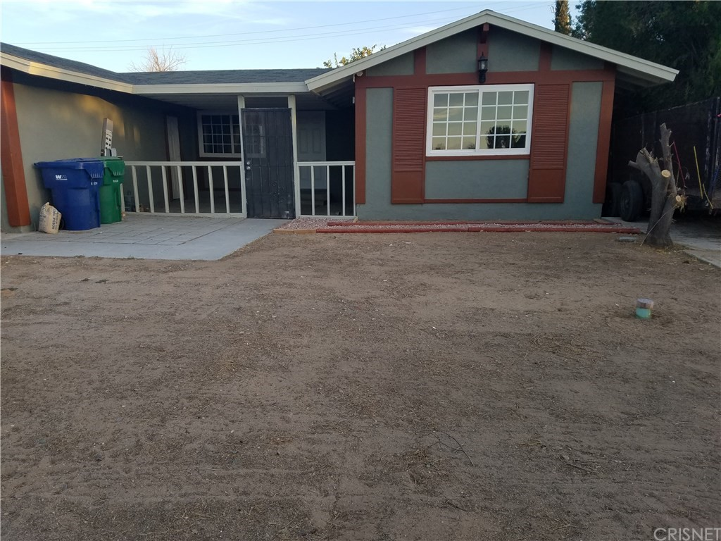 10648 PROCTOR BOULEVARD, CALIFORNIA CITY, CA 93505