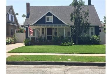 Single Family Home for Sale at 406 Macneil Street N San Fernando, California 91340 United States