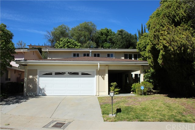 Single Family Home for Rent at 7221 Dennis Lane West Hills, California 91307 United States